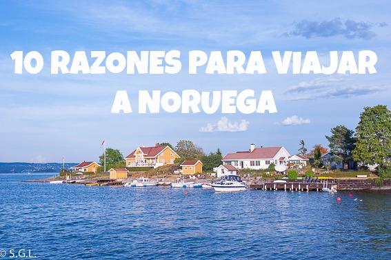 10 Razones para viajar a Noruega