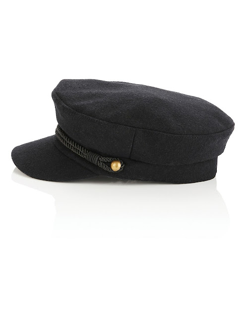 madeleine sailor cap