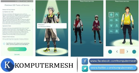 Cara Main Pokemon GO di Indonesia (IOS & Android)