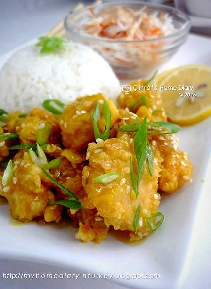 Resep Masakan Ayam Turkey