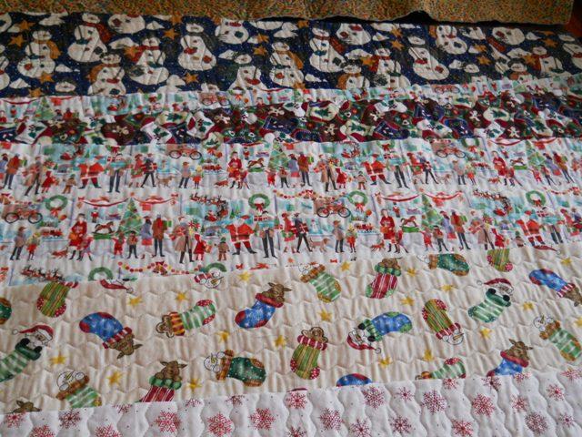 Snug Harbor Quilts: Christmas Fabric #3