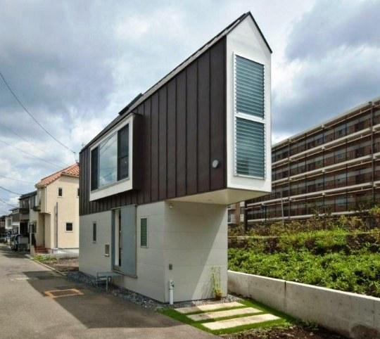 Desain Rumah Kecil Sederhana Tapi Unik