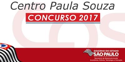 Apostila Concurso Centro Paula Souza 2017