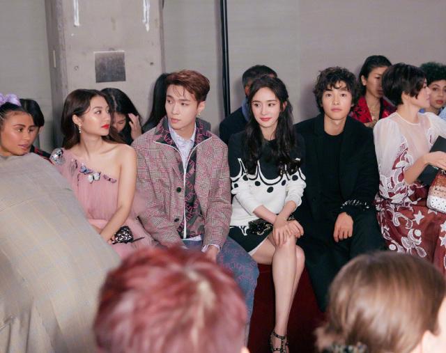 b4eed4d6b7e7 Zhang Yixing Yang Mi Song Joong Ki
