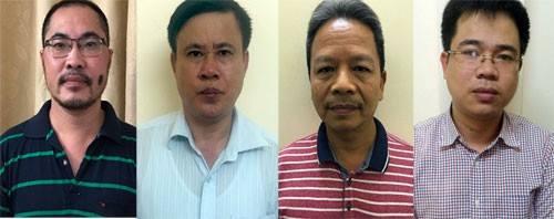 Bắt 3 cựu cán bộ dự án Ethanol Phú Thọ nghìn tỷ