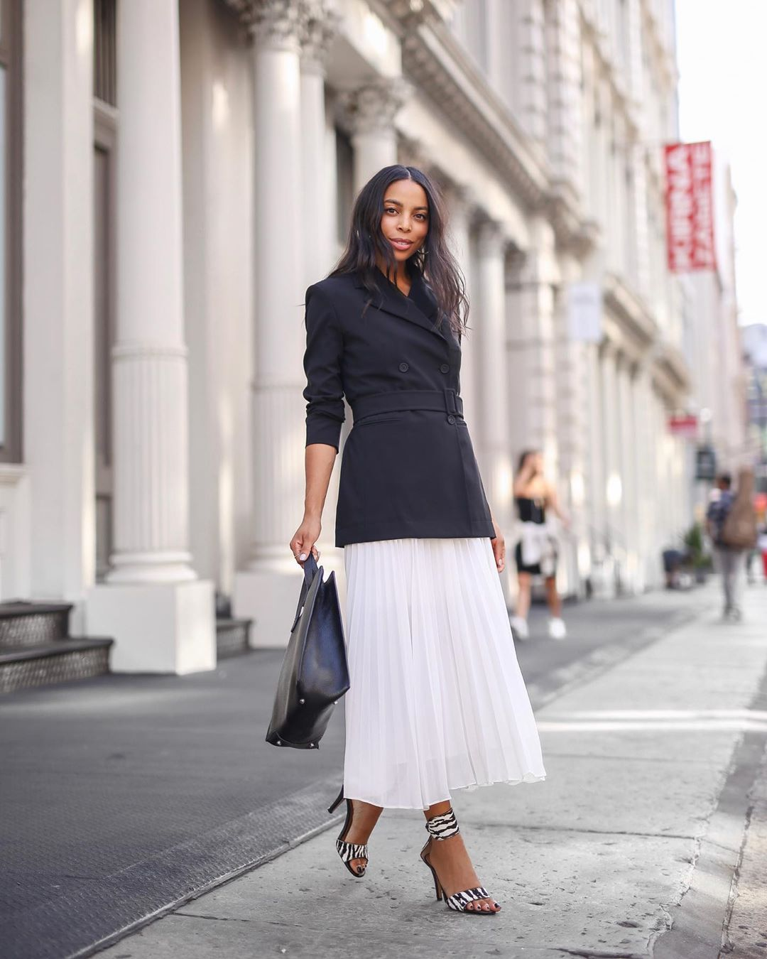 We've Found Our New Go-To Skirt