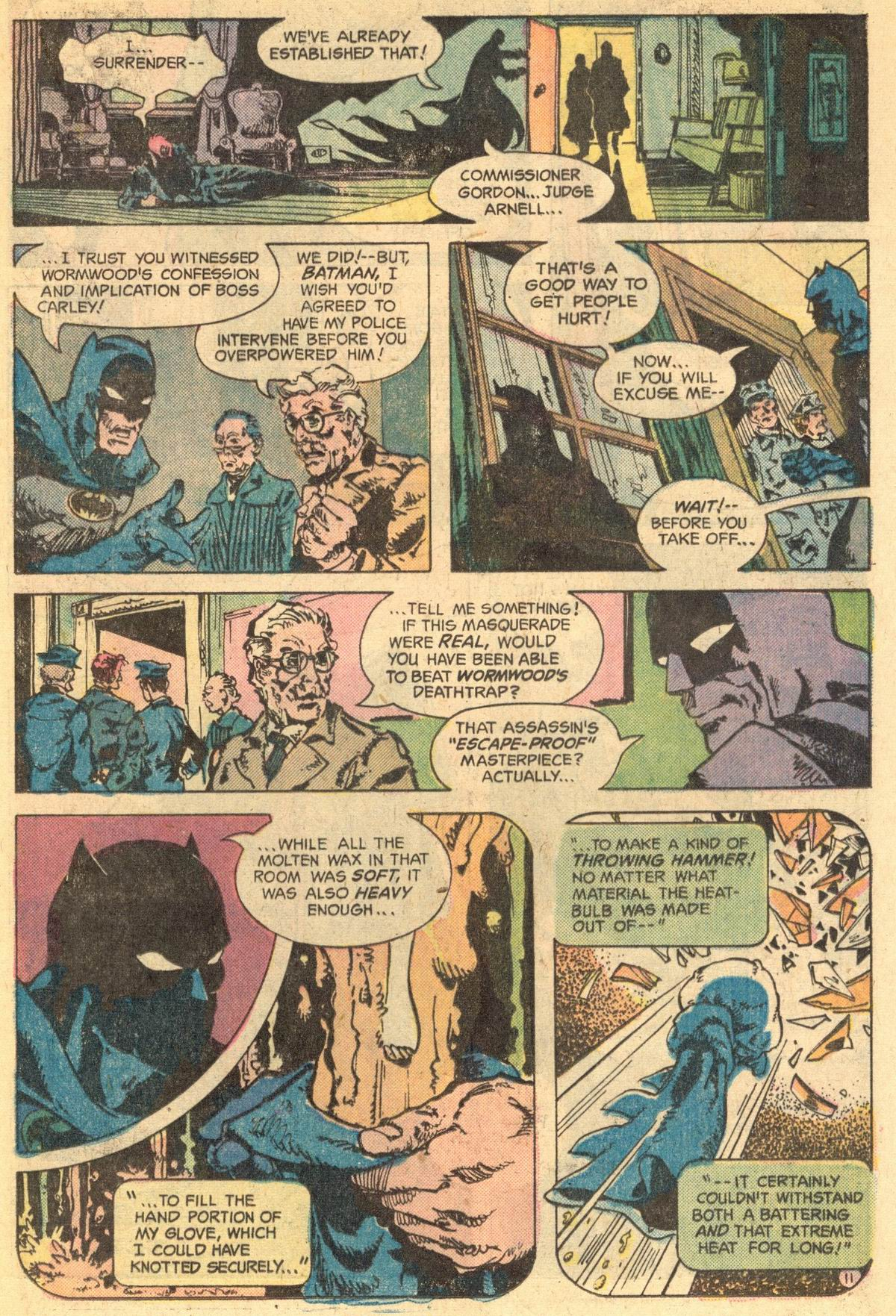 Detective Comics (1937) 450 Page 20