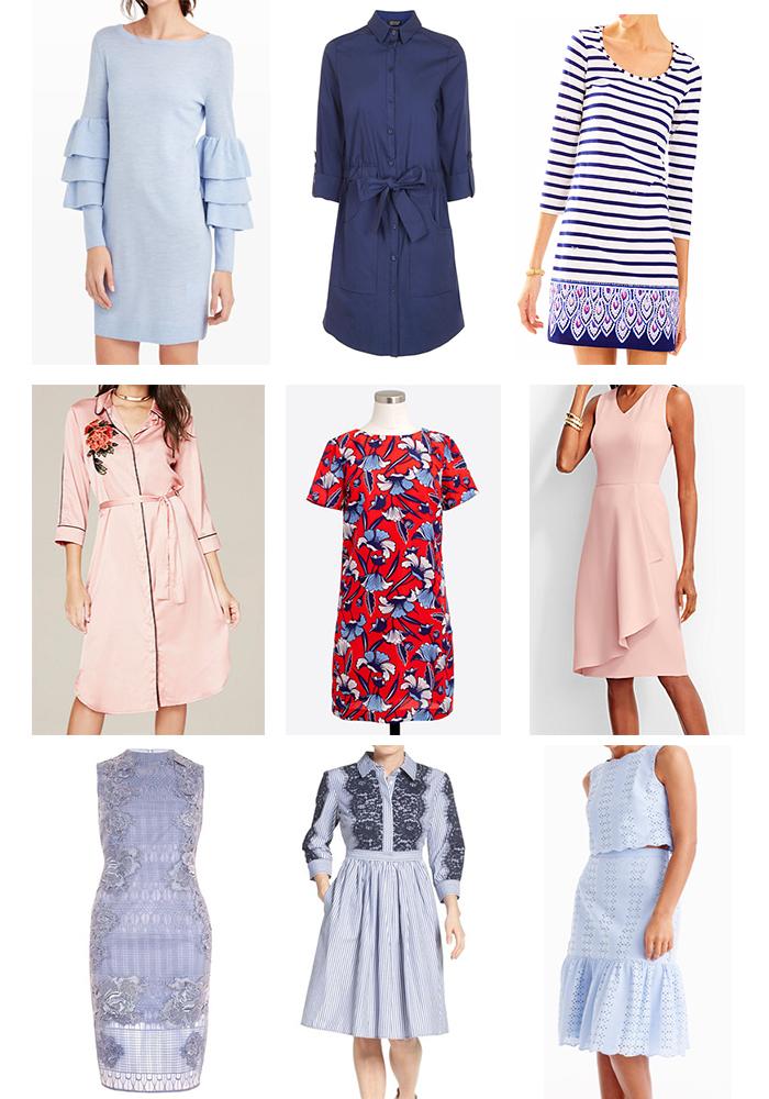 new spring dresses
