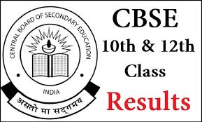 results of cbse class 12 in india