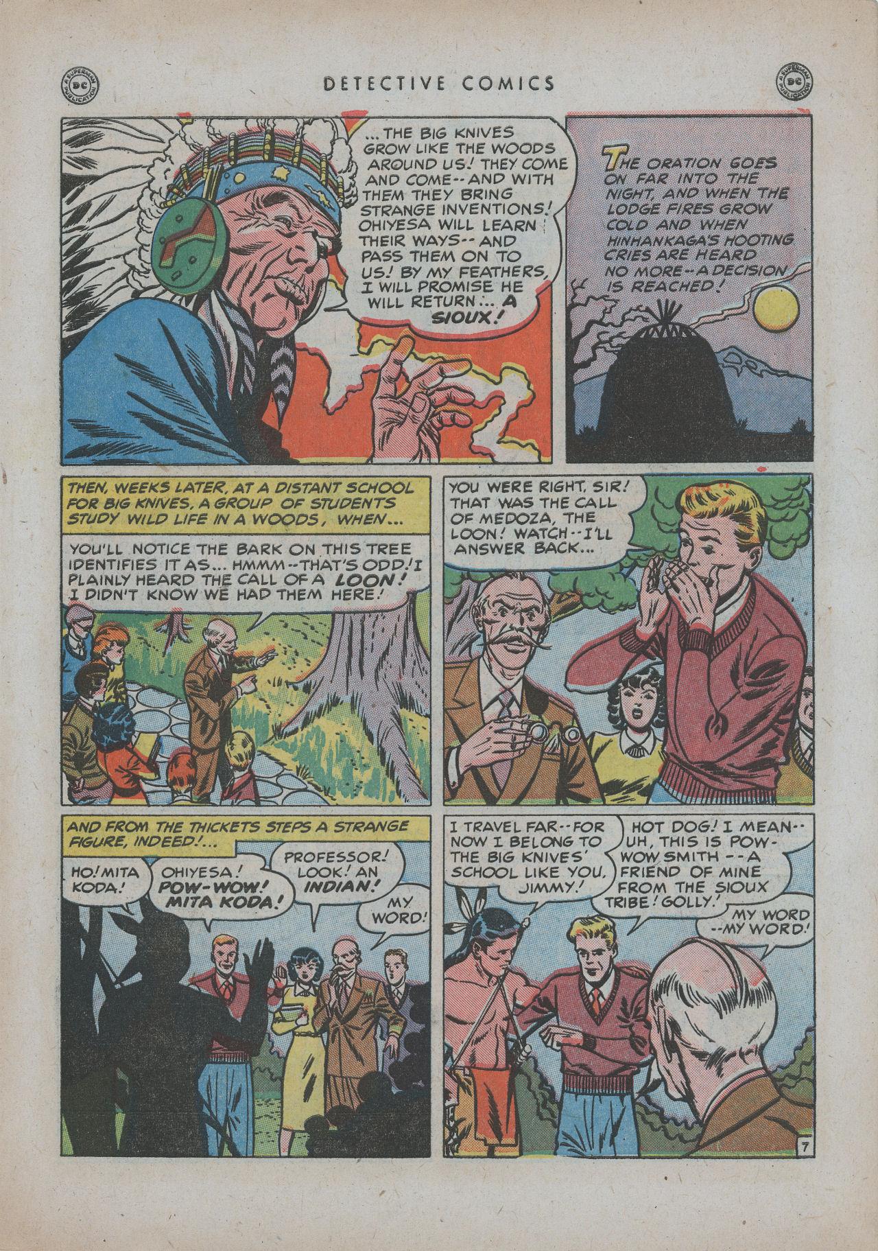 Detective Comics (1937) 151 Page 44