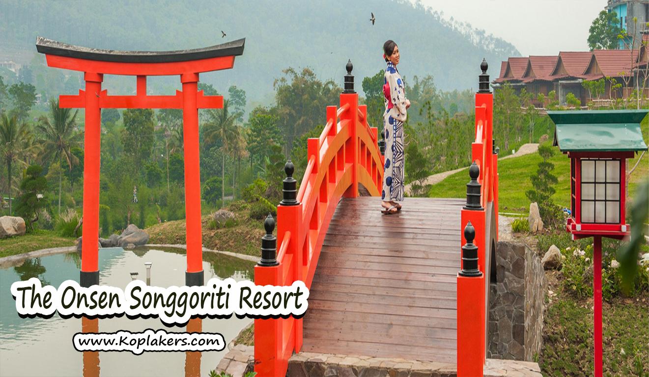 The Onsen Songgoriti Resort Batu , suasana ala jepang di indonesia