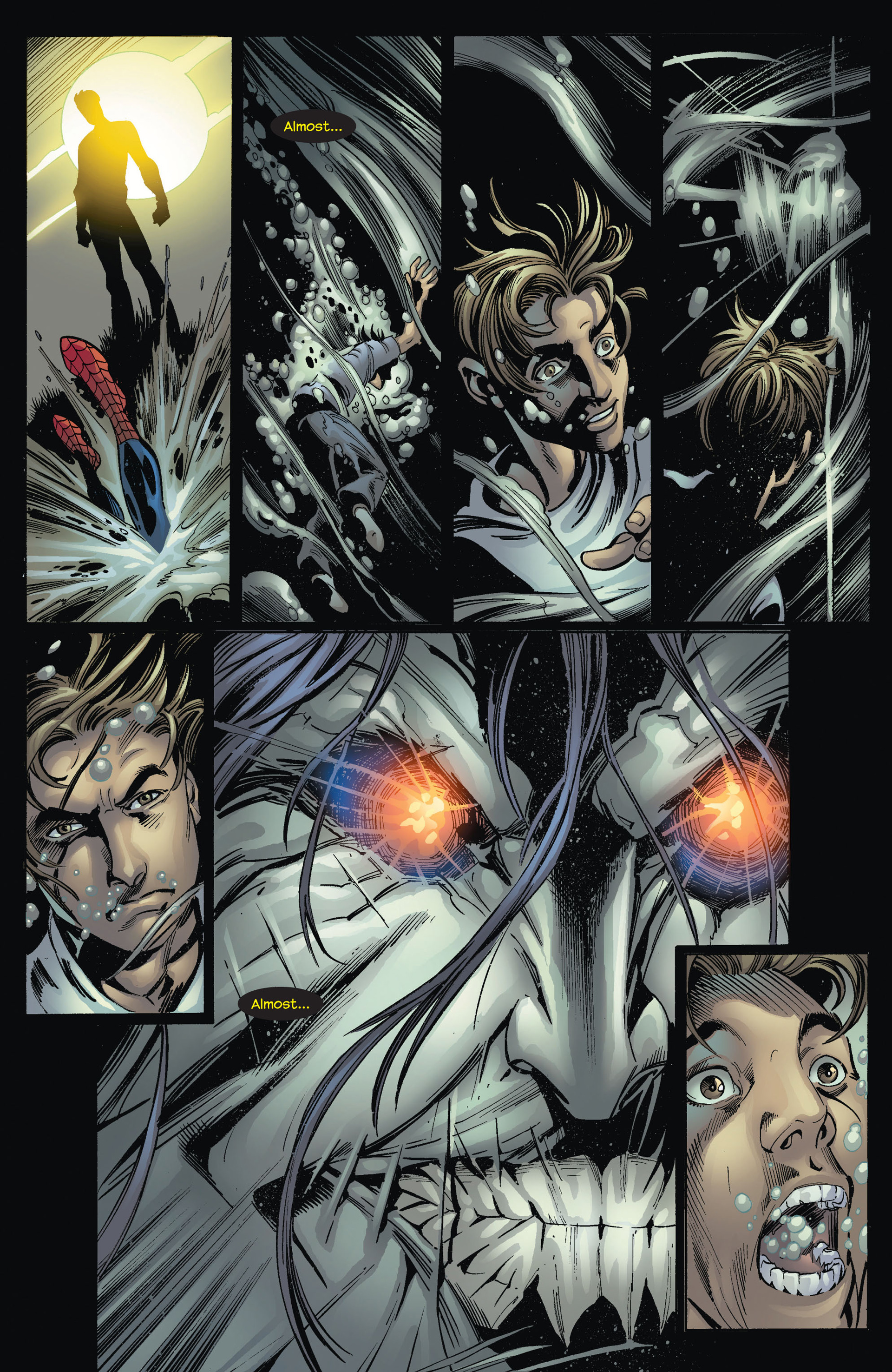 Read online Ultimate Spider-Man (2000) comic -  Issue #71 - 12