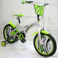 3 Sepeda Anak Atlantis Sport BMX 16 Inci