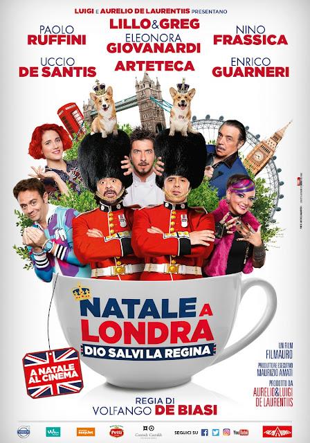 Natale A Londra Lillo E Greg