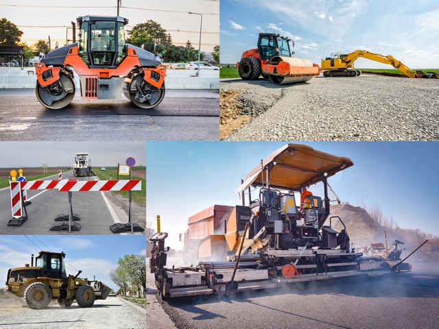 تحميل 5 صور عالية الدقة لأدوات بناء الطرق الجديدة