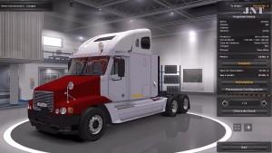 Freightliner Century truck edit