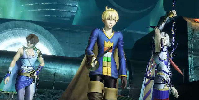 Ya disponible la beta abierta de Dissidia Final Fantasy NT