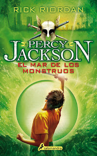 Percy Jackson el mar de los monstruos epub descargar download mobi pdf gratis juvenil libros