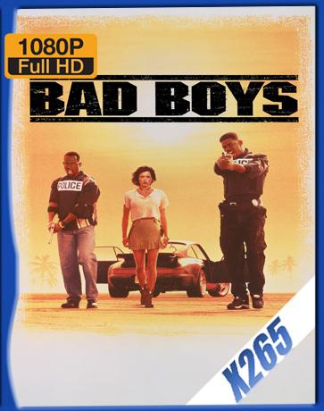 Bad Boys [1995] [Latino] [1080P] [X265] [10Bits][ChrisHD]