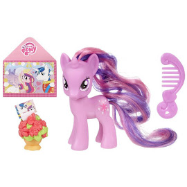 My Little Pony Single Wave 1 with DVD Twilight Sparkle Brushable Pony