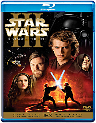 Star Wars Episode III  Revenge of the Sith 2005 Dual Audio BluRay 480p 400mb