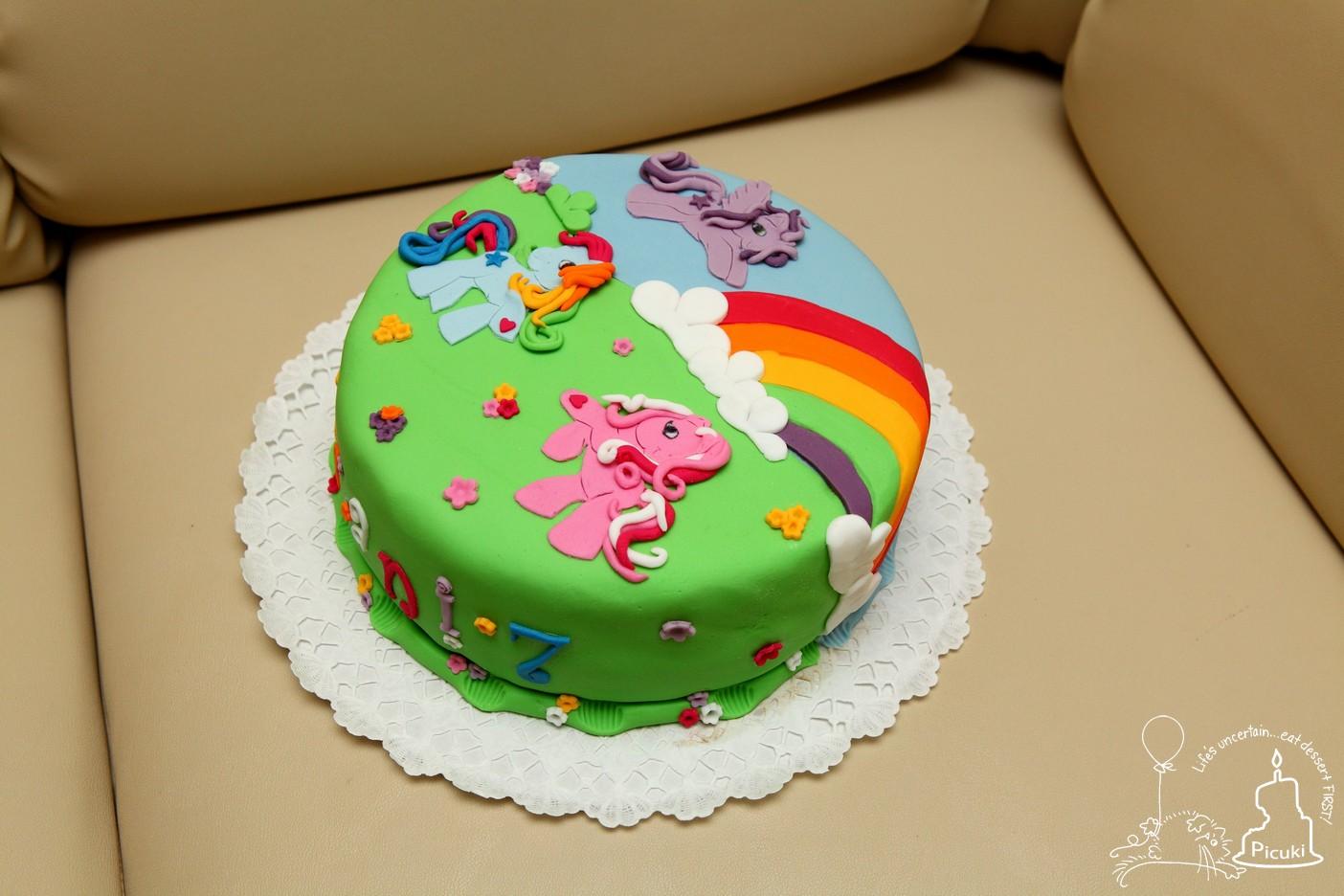 pónis torta képek Picuki: Én Kicsi Pónim torta pónis torta képek