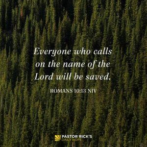 God Never Plays Favorites by Rick Warren