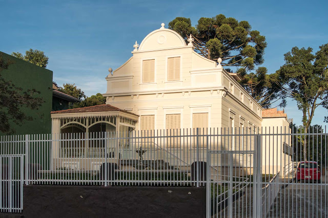 A Casa Iwersen restaurada