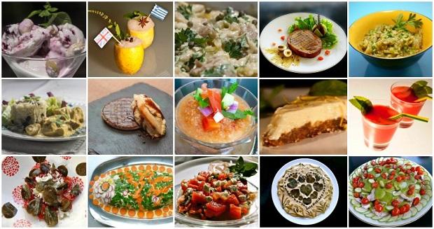 Ευρωπαϊκές γεύσεις  από το ΙΕΚ Πελ/σου - Τουριστικής Σχολής στο Άργος
