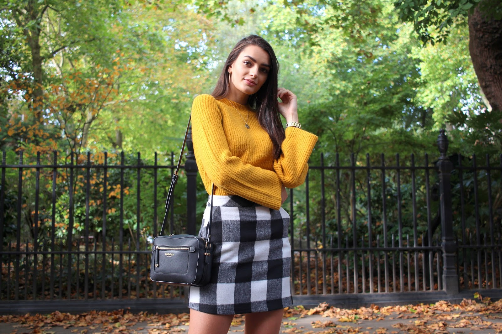 autumn personal style peexo fashion blogger