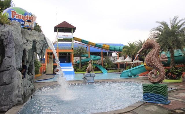 Harga Tiket Kolam Renang Panghegar Waterboom Bandung