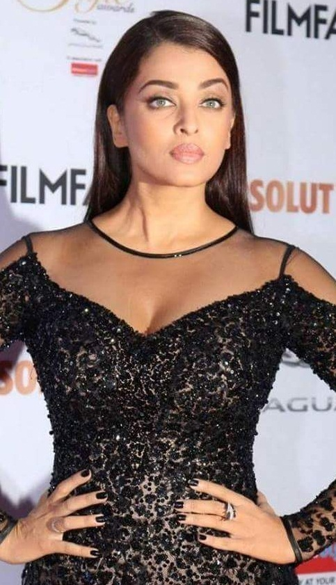 Aishawarya Rai Looking Fabulous at Filmfare Awards