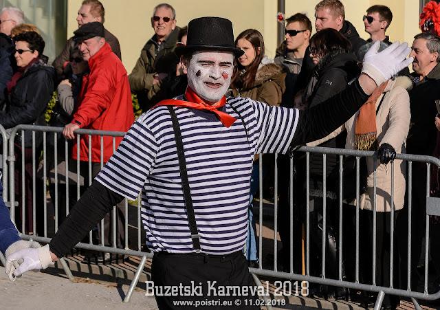 Buzetski Karneval 2018 @ Buzetske maškare 11.02.2018