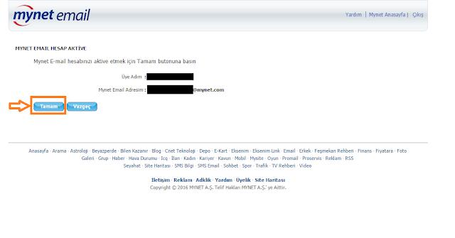 mynet-mail-girisi