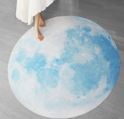 Blue Moon Waltz Mat