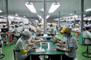 tuyển dụng công nhân