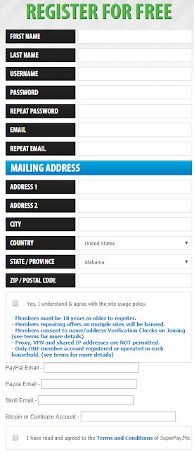 SuperPayMe Register