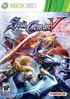 Soul Calibur V (X-BOX360) 2012