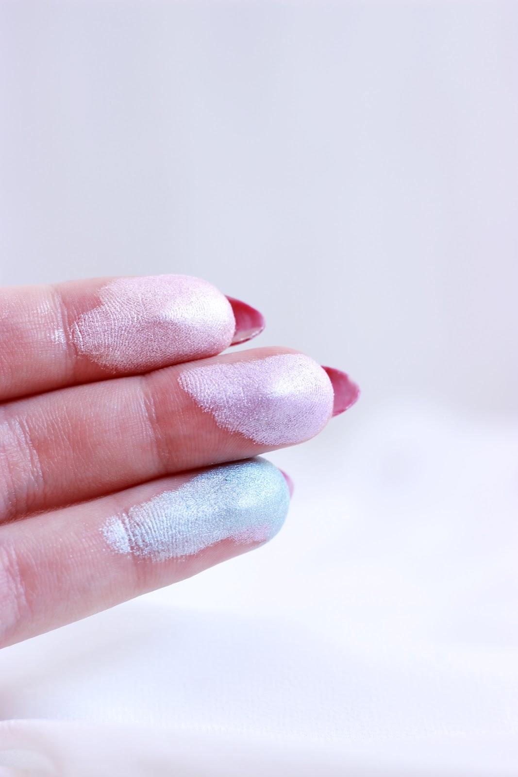 rozświetlacz tęcza jednorożec kolorowy makeuprevolution