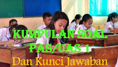 95 Soal Penilaian Akhir Semester 1 (PAS) Kelas 5 Tema 2 Udara Bersih bagi Kesehatan Dan Kunci Jawaban Lengkap Kisi-Kisi