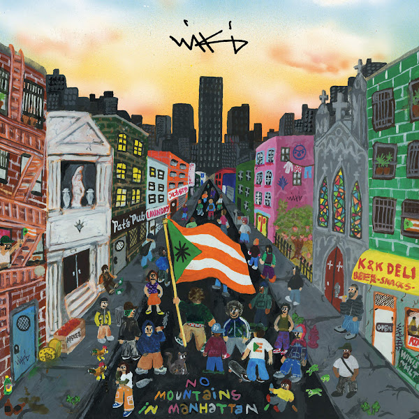 Wiki - No Mountains In Manhattan Cover