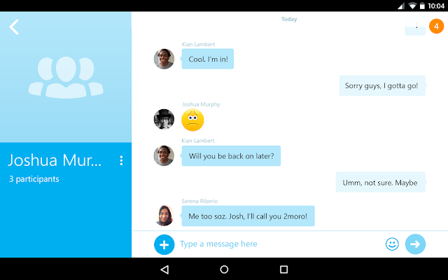 2017 Skype