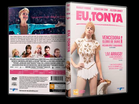 Capa DVD Eu, Tonya [Custom]