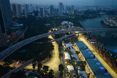 Próxima cita GP de Singapur en Marina Bay