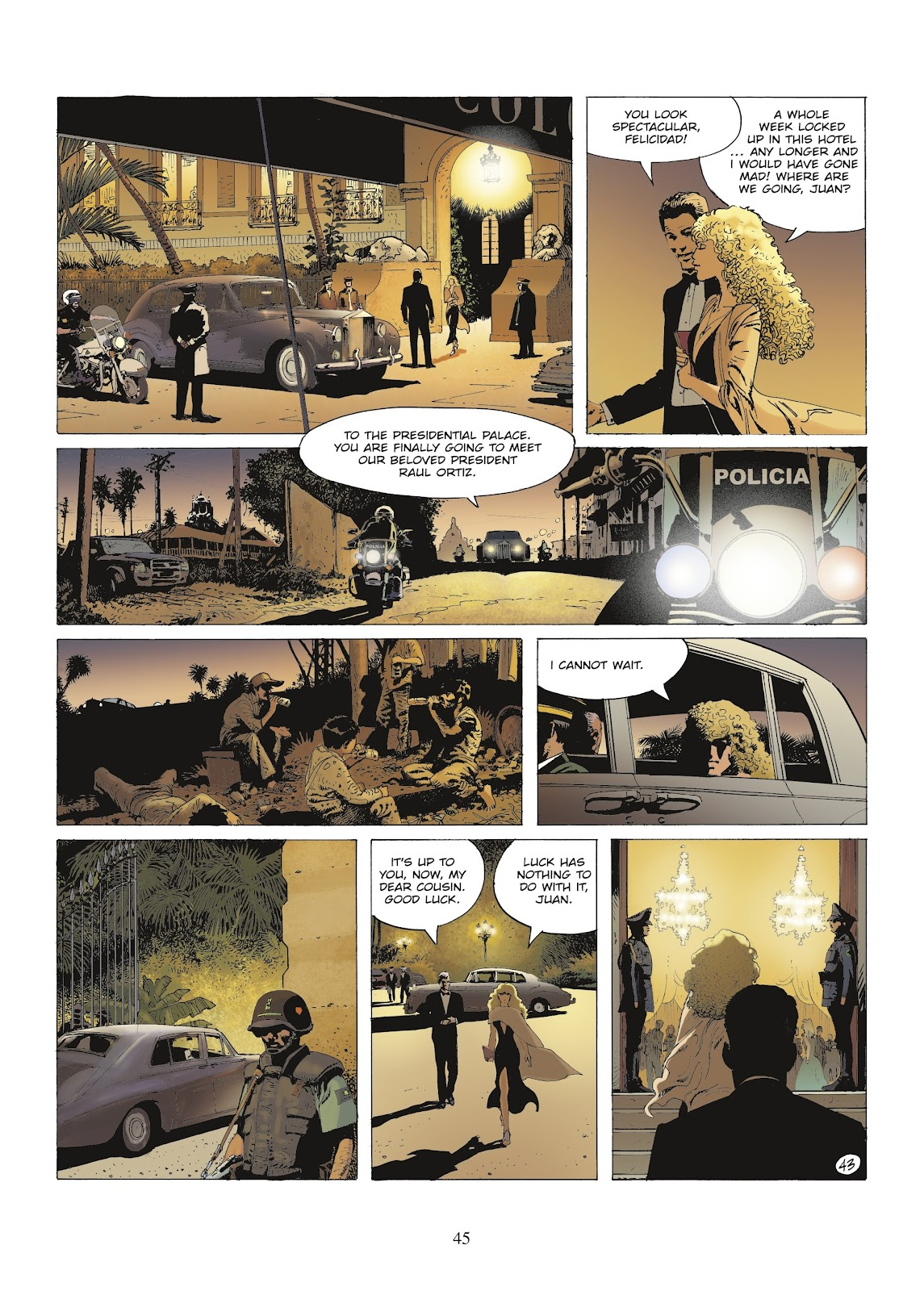 XIII Mystery issue 9 - Page 47
