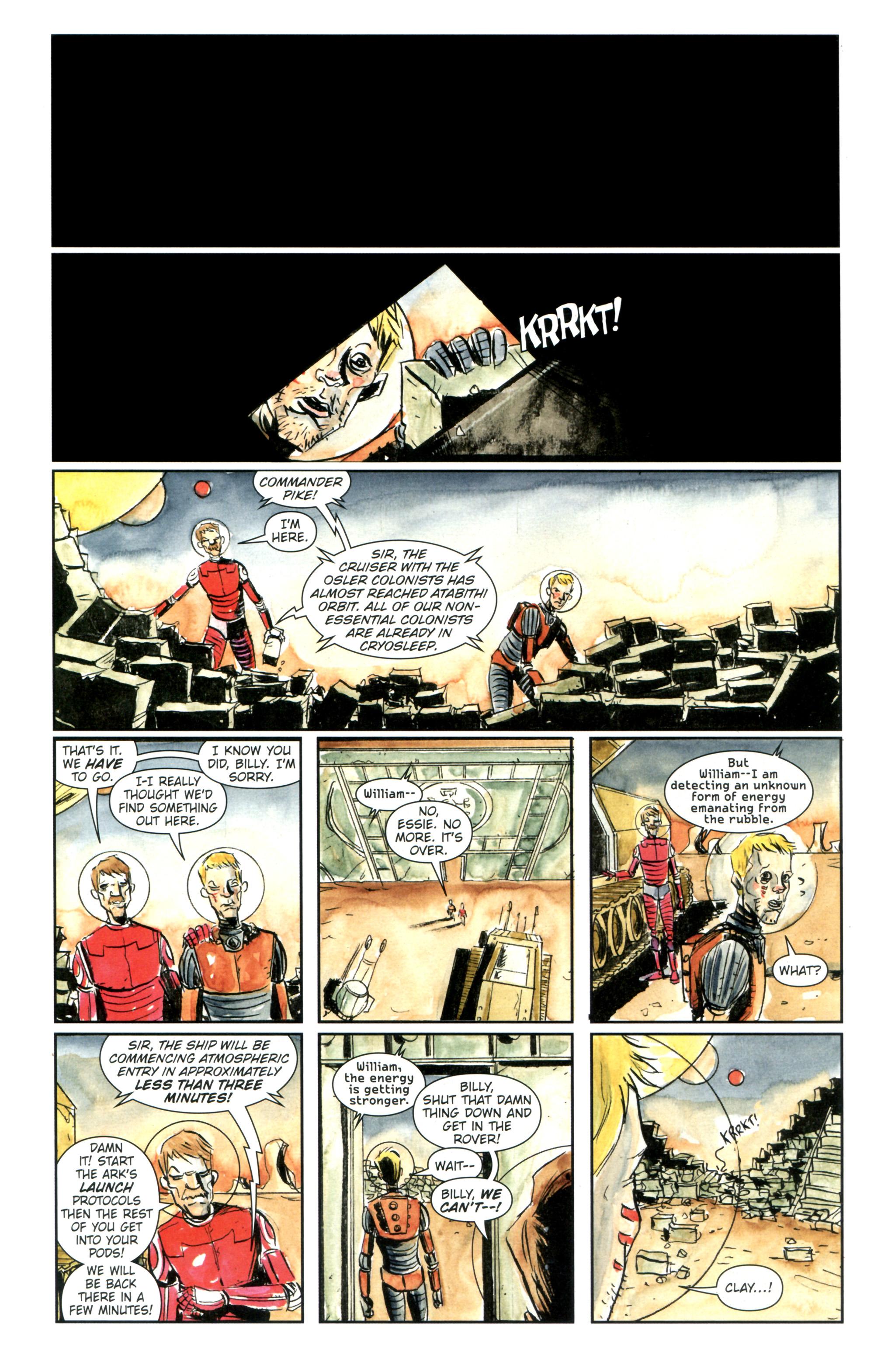 Read online Trillium comic -  Issue #7 - 19