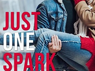 Cris Reads: JUST ONE SPARK by Jenna Bayley-Burke