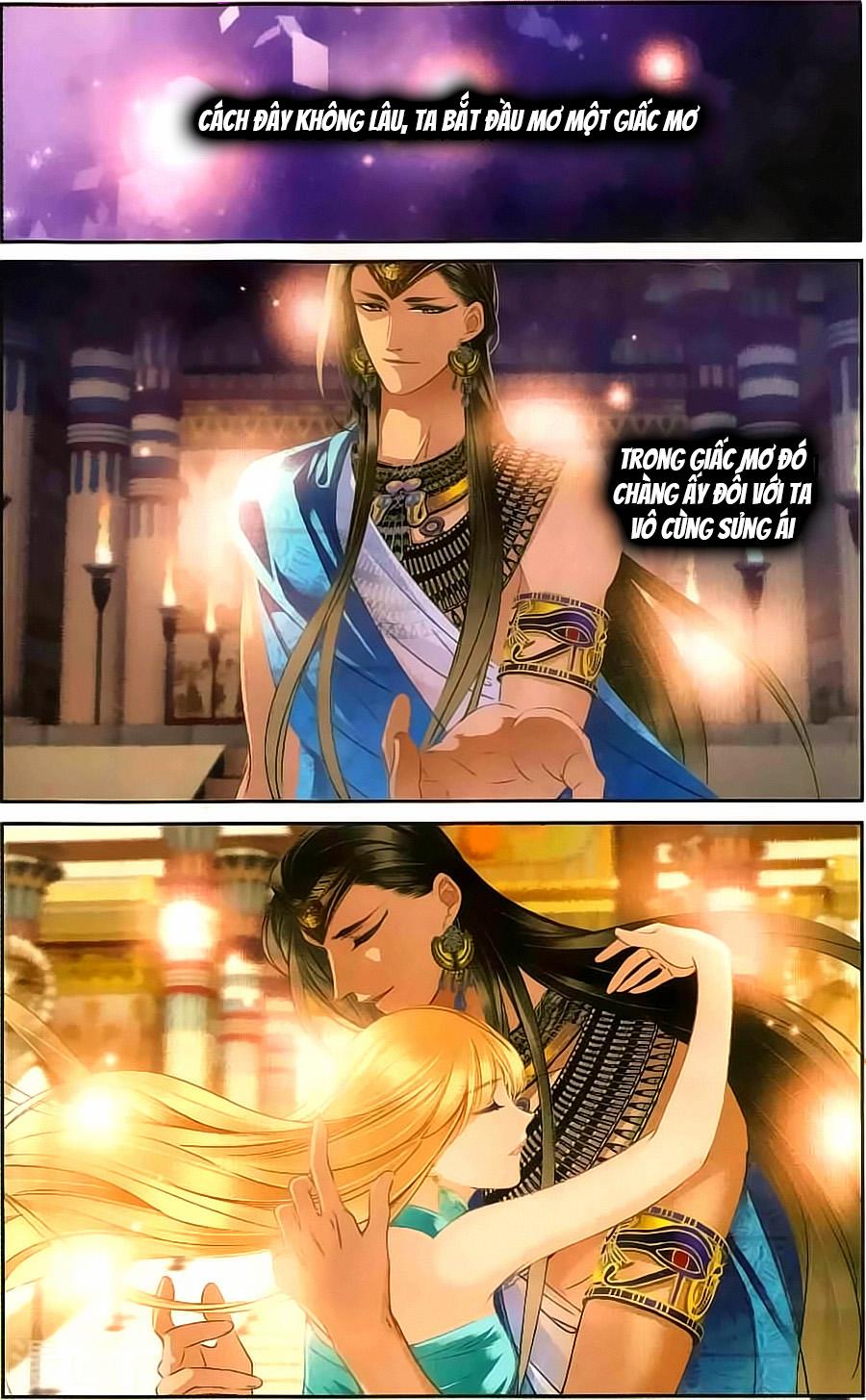 Sủng Phi Của Pharaoh_chap 64