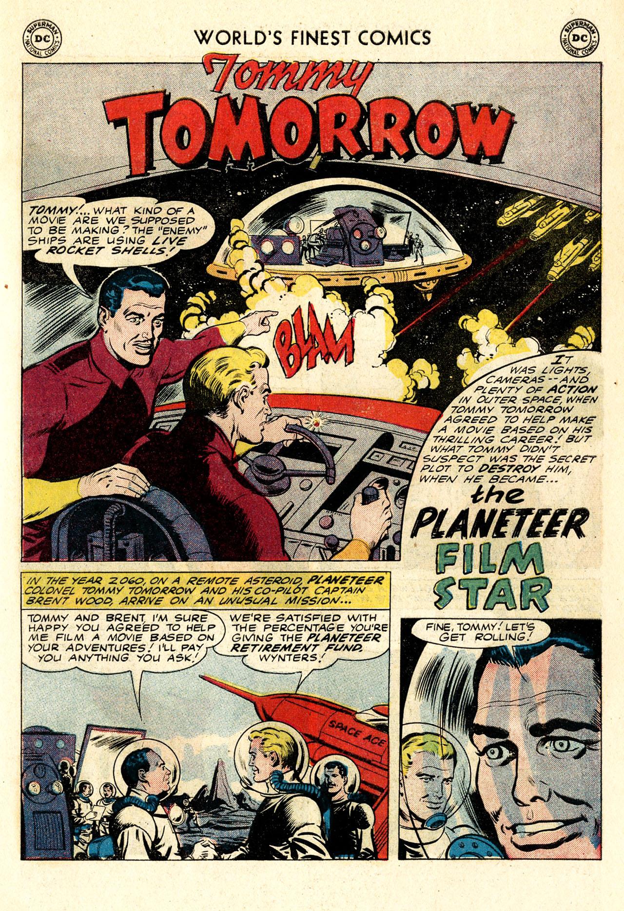Read online World's Finest Comics comic -  Issue #107 - 19