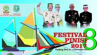 festival pinisi bulukumba sulawesi selatan